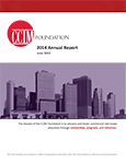 2014 CCIM Foundation Annual Report