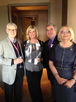 CCIM Foundation Donor Reception Spring 2016 Photo 2